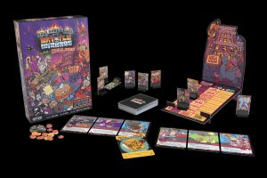 Cryptozoic Announces Epic Spell Wars Of The Battle Wizards: Hijinx At Hell High