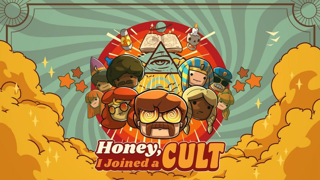 Honey, I Joined A Cult Announced For Steam