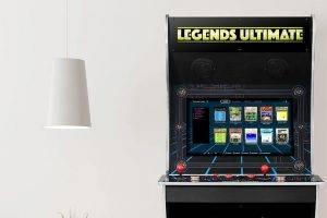 Legends Ultimate Arcade Machine Crosses The Sea