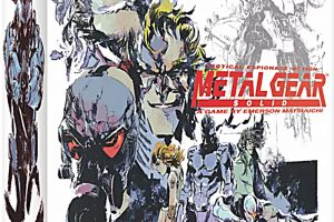 Metal Gear Solid Board Game Cancelled, At Least For Now