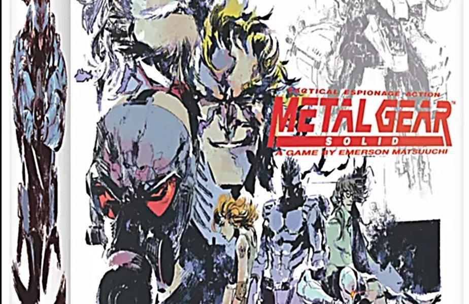 metal gear solid tabletop game