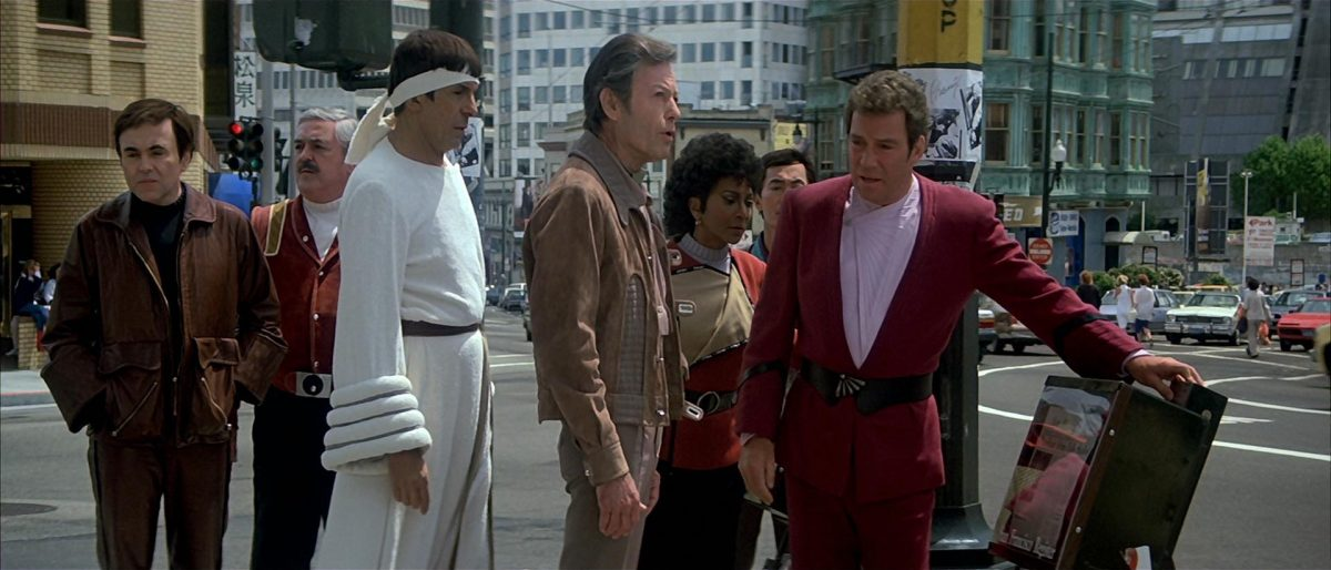 There Are Four Hosts Podcast Episode 19 – Star Trek IV The Voyage Home