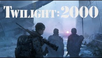 Twilight 2000 Revival Launches Kickstarter Campaign