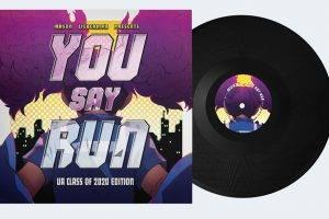 You Say Run: My Hero Academia Charity Single Available Now