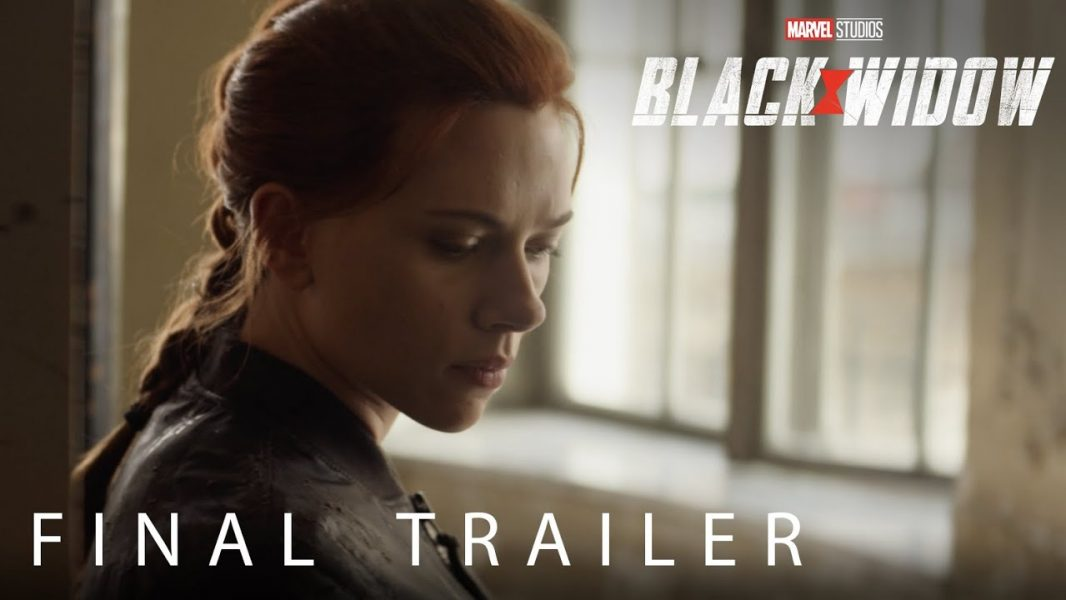 Black Widow got postponed again due to the Pandemic