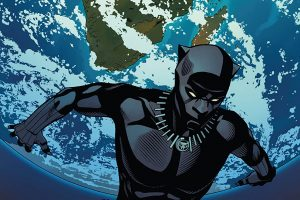 All Black Panther Comics Currently Free On Comixology