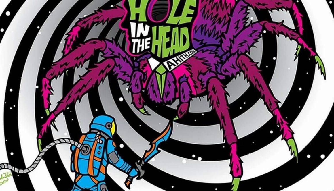 Mr. HoleHead's Warped Dimension