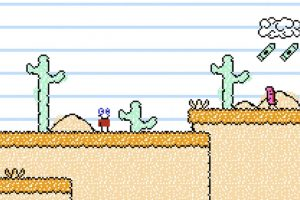Take The NES To Doodle World In This Clever Indie Game