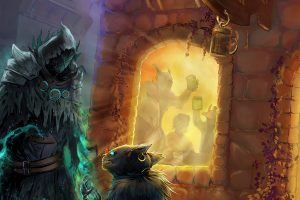 Gloomhaven: Fallen Lion Arrives In Comics Shops December 30