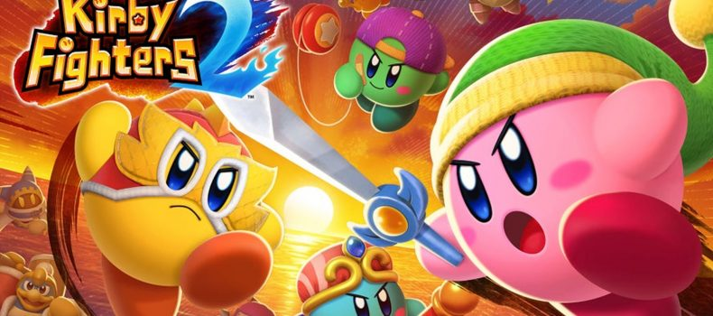 Nintendo Surprise-Launches Kirby Fighters 2