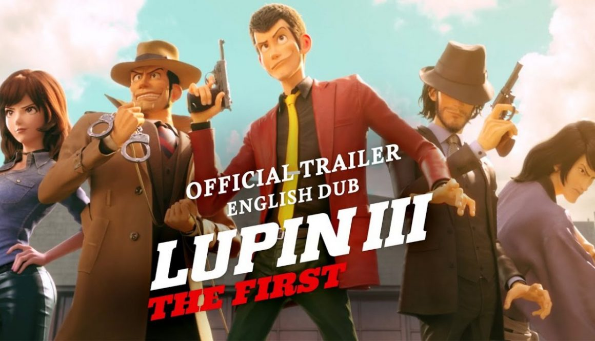 Lupin The 3rd CGI Movie Finally Reaches Us Next Month