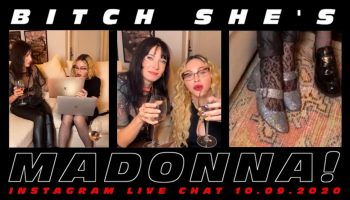 Madonna is collaborating with Diablo Cody to write her biopic.