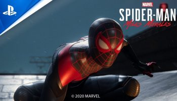New Sneak Peek At Spider-Man: Miles Morales