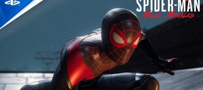 New Sneak Peek At Spider-Man: Miles Morales