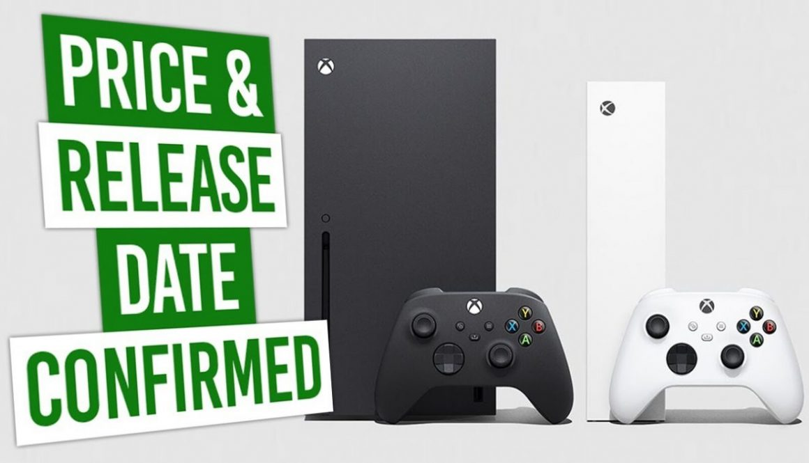 Xbox series X and Xbox serie S released date announced!
