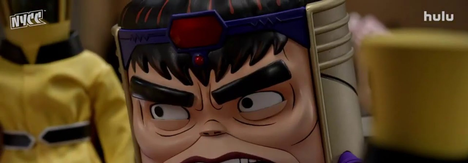 A Family Sitcom starring Marvel Supervillain Modok?
