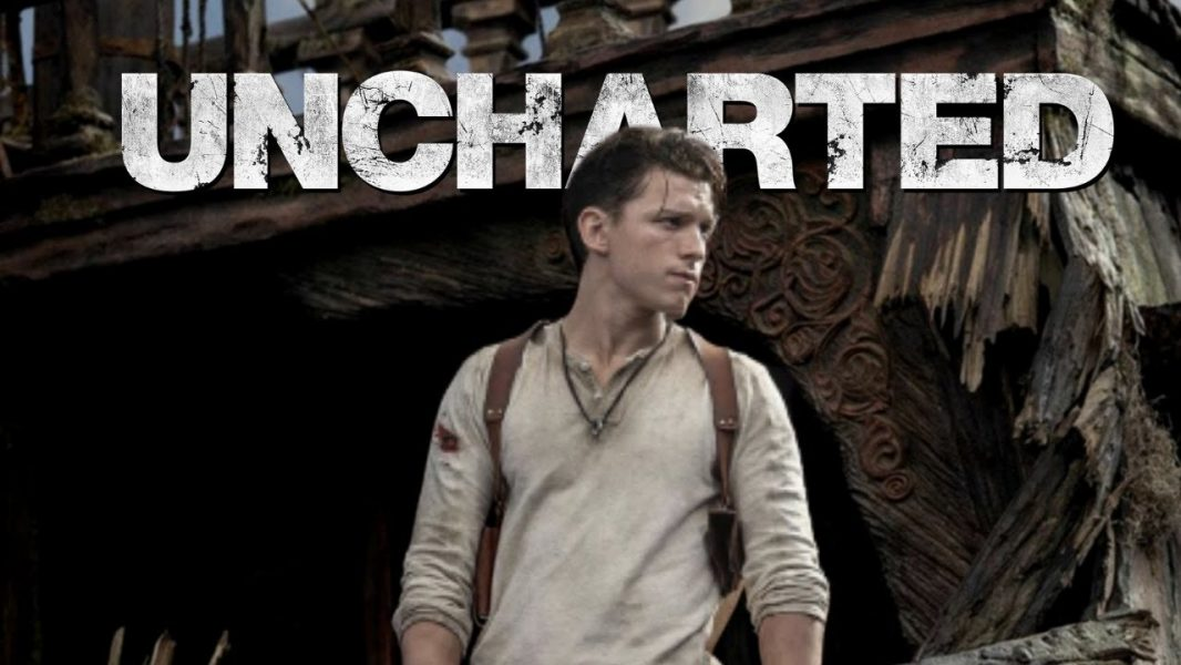 A first look at Tom Holland as Nathan Drake
