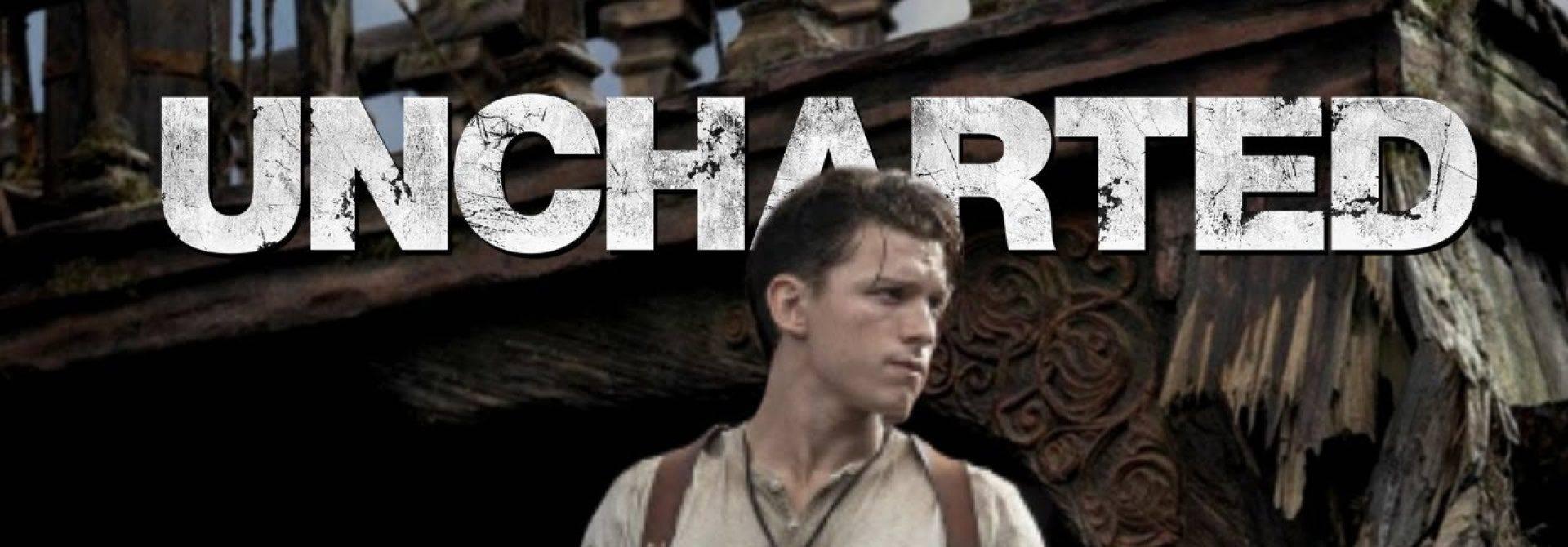 A first look at Tom Holland as Nathan Drake