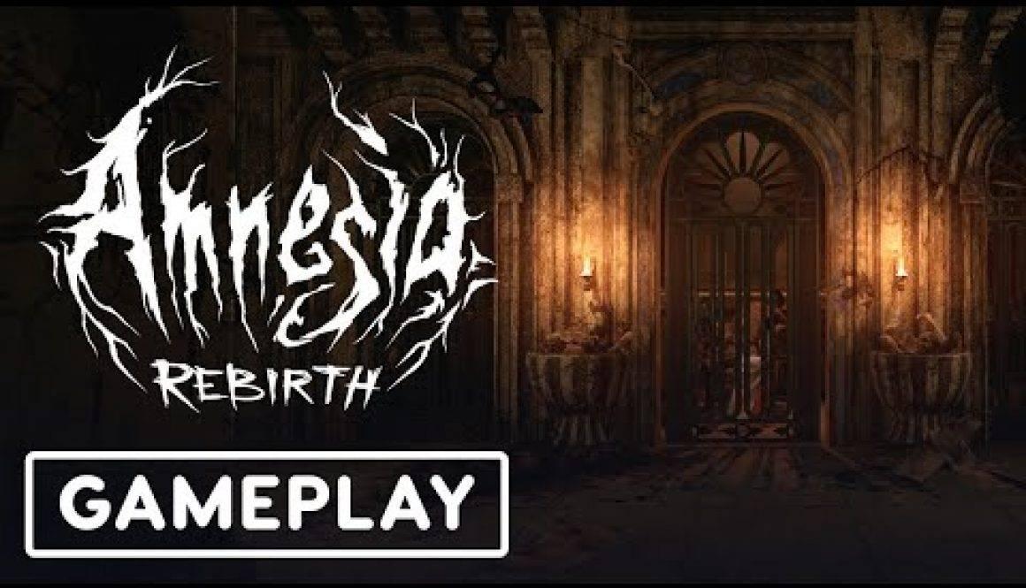 Amnesia:Rebirth released today!