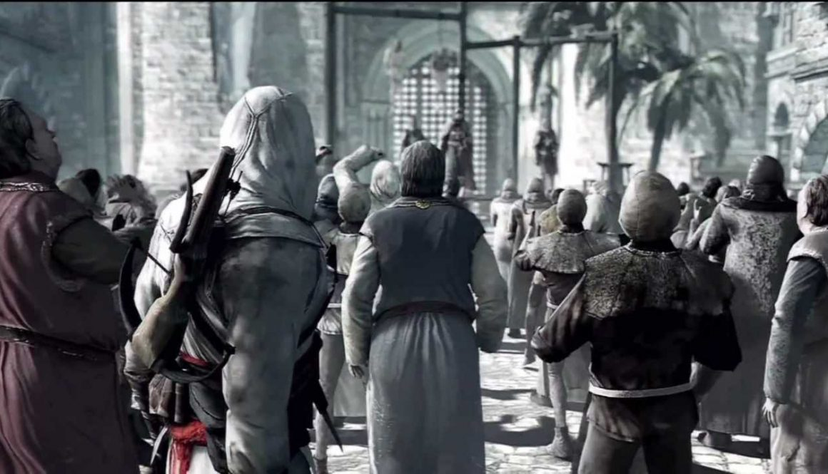 Assassin's Creed about to be adapted into a Netflix series!