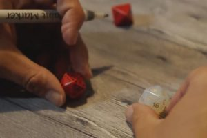 Customize Your Game With Doodle Dice
