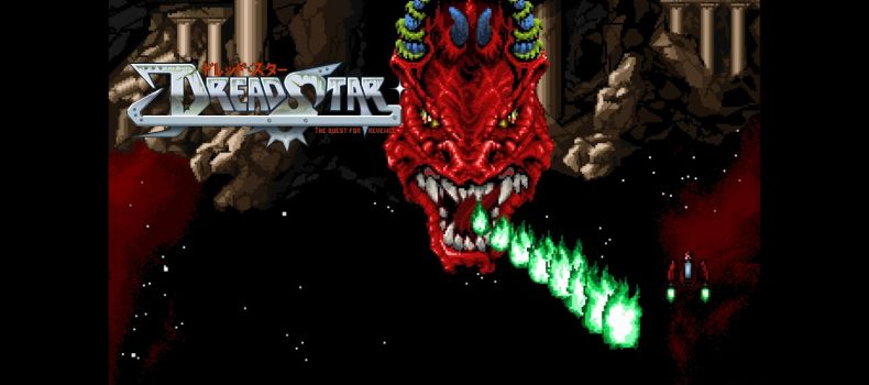 DreadStar: The Quest for Revenge Now Live On Steam
