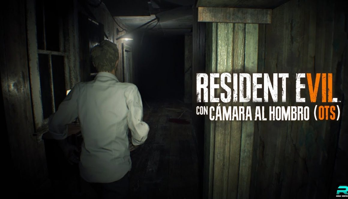 Fans created a 3rd person mod for Resident evil 7! You can finally see Ethan!!