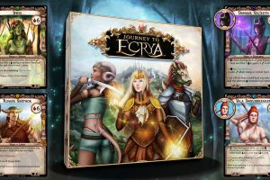 Journey to Ecrya Launches Kickstarter Campaign