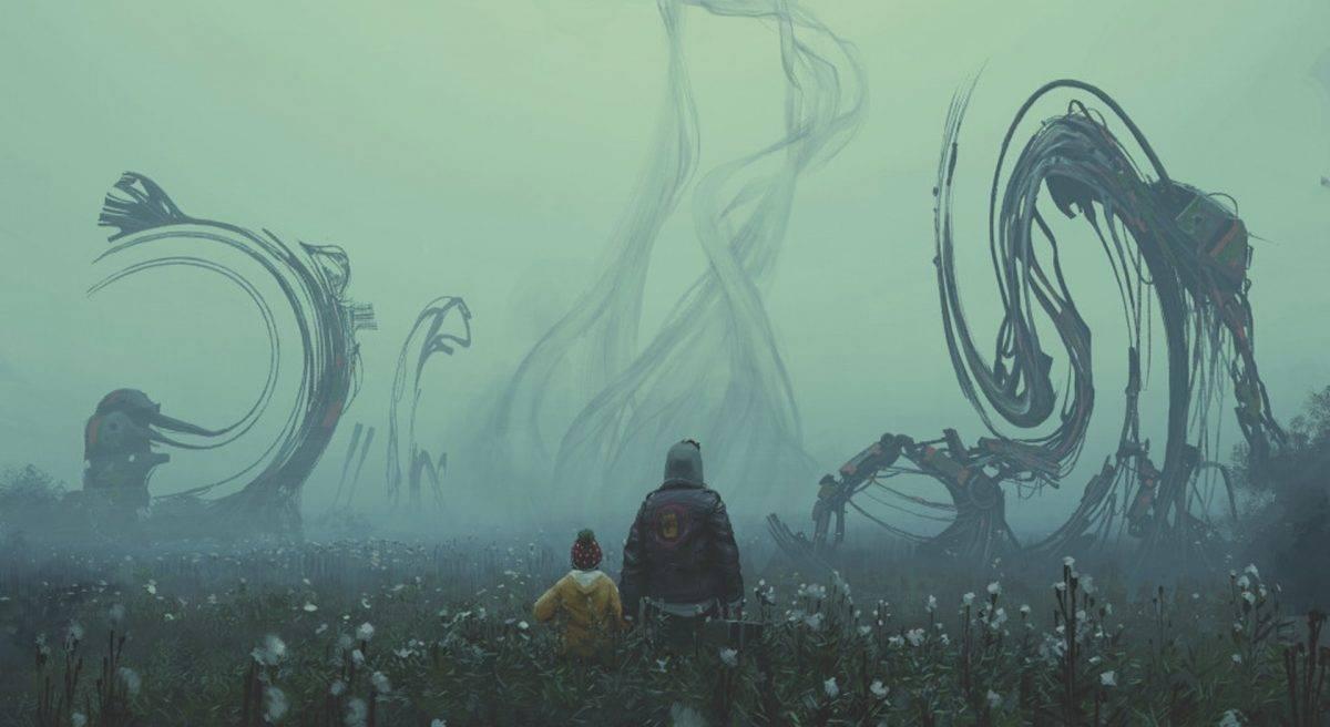 Simon Stålenhag's The Labyrinth Launches Kickstarter