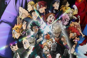 My Hero Academia: Heroes Rising Comes To Blu-Ray October 27