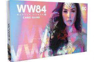 Cryptozoic Announces Wonder Woman 1984 Card Game