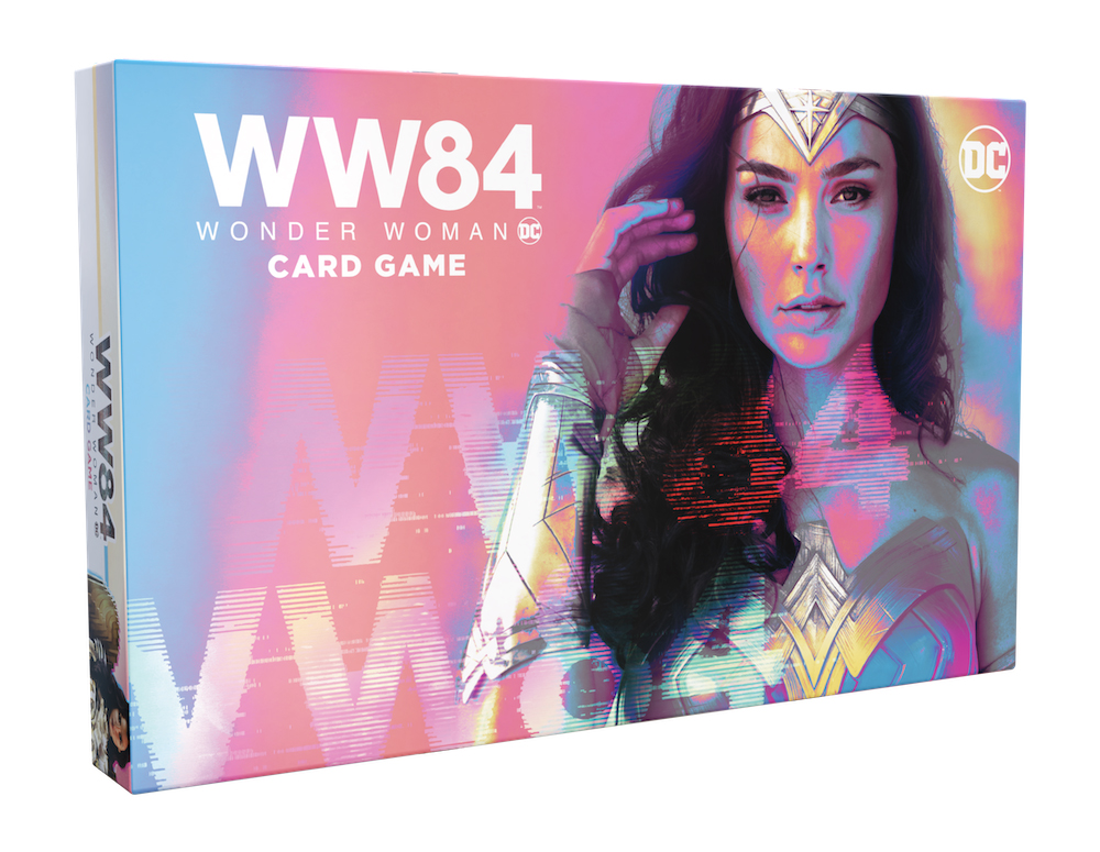 Cryptozoic Announces Wonder Woman 1984 Card Game