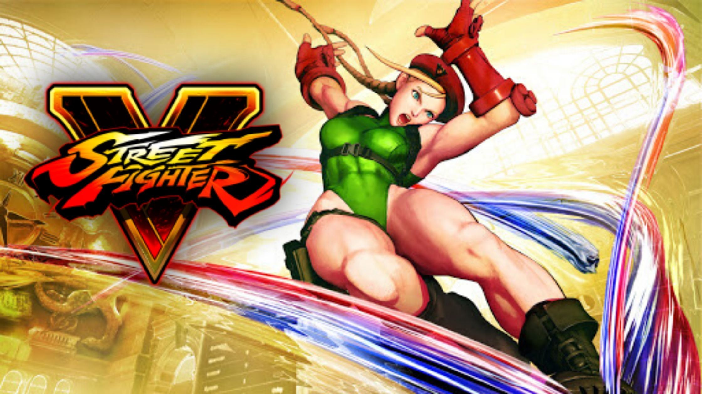 Cammy-in-Street-Fighter-V