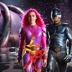 Sharkboy and Lavagirl are now married parents with a daughter!