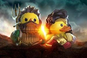 Tubbz Turns DC Superheroes Into Ducks