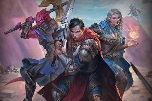 Blackstorm Realms D&D-Compatible Campaign Live On Kickstarter