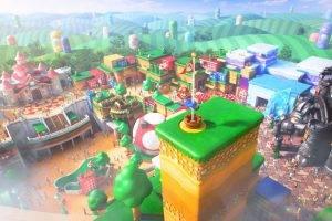 Super Nintendo World Opens In Japan February 4