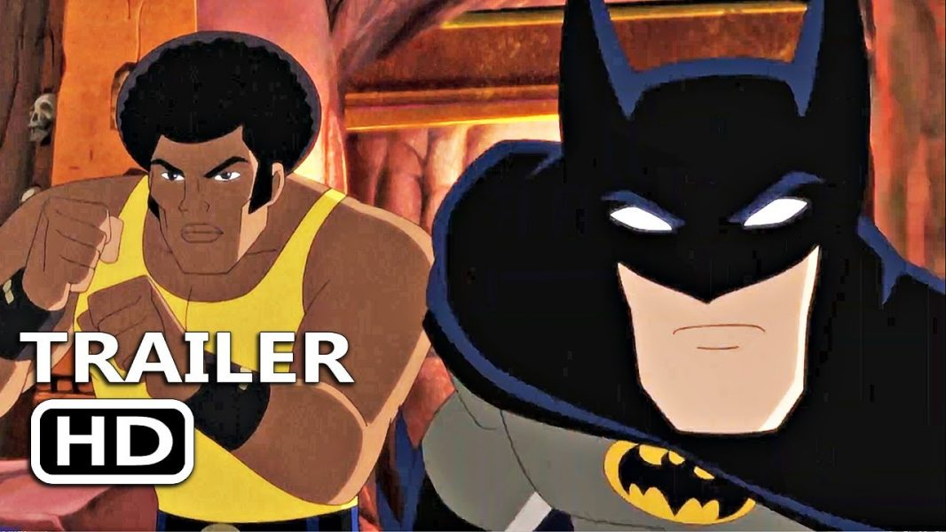 From the makers of Batman the Animated series: Batman: Soul of the Dragon