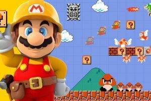 Super Mario Maker Shuts Down Level Uploads Next April