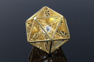 The Fanciest D20 Dice Ever Are Coming Next Year