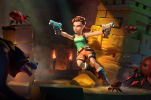 Lara Is Back (Sorta) In Tomb Raider Reloaded