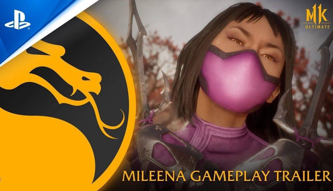 Mileena's evolution