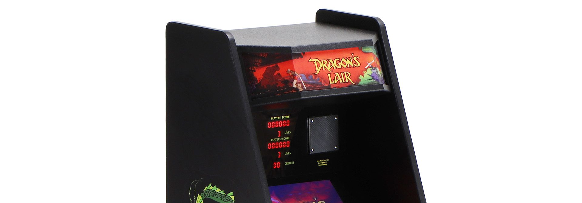 Dragon's Lair 1/6 Scale Replicade Now Available