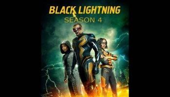 Season 4 is the last season of Black Lightning