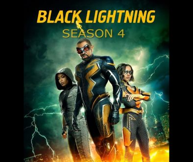 Season 4 is the last season of Black Lightning