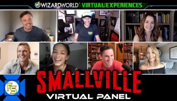 Smallville cast 20th Anniversary virtual reunion