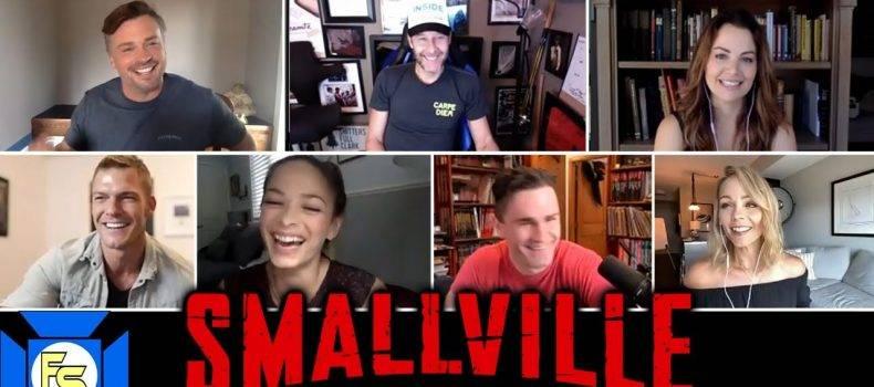 Smallville cast 20th Anniversary virtual reunion