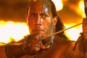 Dwayne Johnson Wants To Remake The Scorpion King