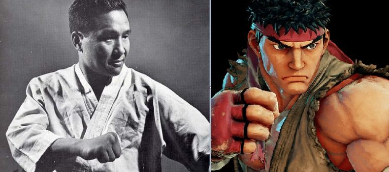 Street Fighter : Real People that Inspired the creation of the characters