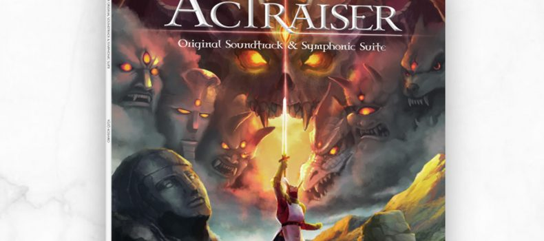 Actraiser Soundtrack To Be Reissued By Wayo Records